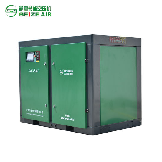 Double Stage Fixed Speed Inverter Series Air Compressor pictures & photos
