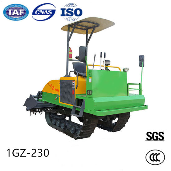Multifunctional Agricultural Tractor Type Rotary Cultivating Tiller pictures & photos