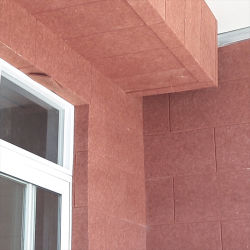 Featured Pet Fireproof Sound Proof Acoustic Wall Board