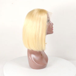 Unprocessed Virgin Hair Glueless Full Lace Wig with Top Qulality Wholesale Price