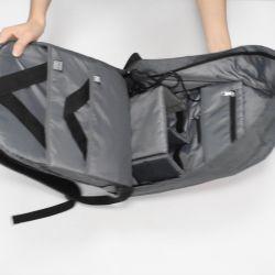 Fashion Travel Multifunction Business Laptop Antitheft USB Charge Backpack Bag