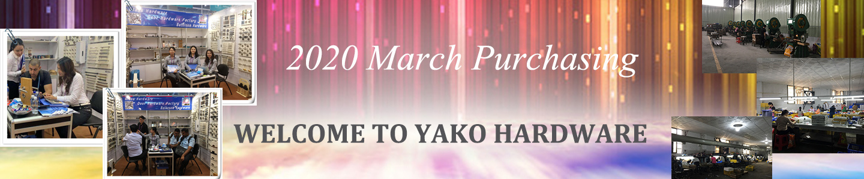 Jiangmen Yako Hardware Manufacturer Co., Ltd.