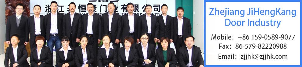 Zhejiang Jihengkang (JHK) Door Industry Co., Ltd.