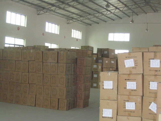 OUR WAREHOUSE IN YIWU