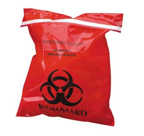 Heavy Duty Clinic Waste Bags