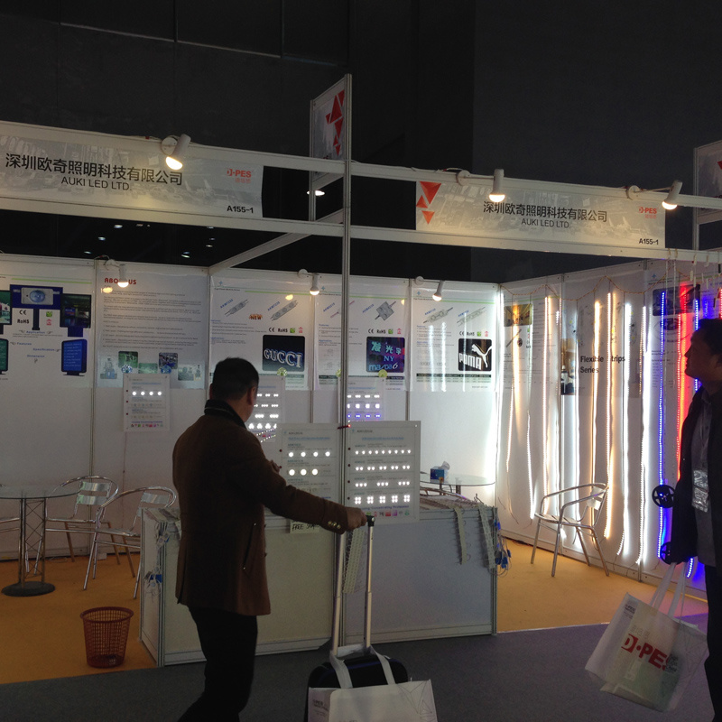 exhibition show at Guangzhou