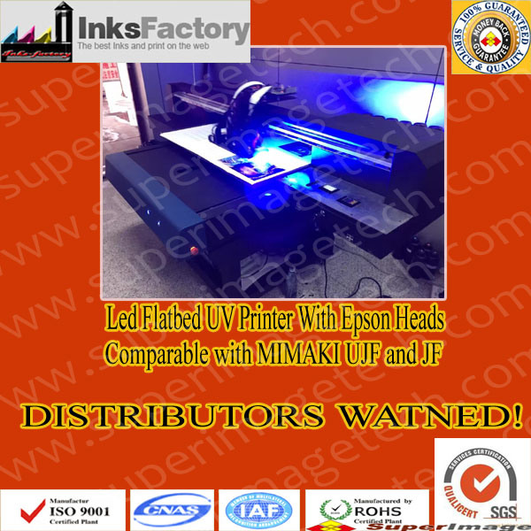 Distributors Wanted: Multi-function Flatbed UV Printers 90cm*60cm