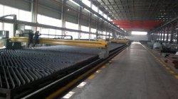 CNC and plasma cutting line