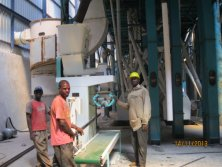 200T Wheat Flour Milling Plant in Uganda
