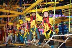Rope development playground