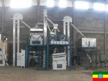 Soybean, sesame Cleaning plant in Ethiopia