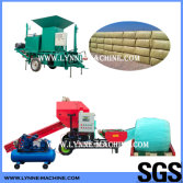Silage Feed Baler Machine