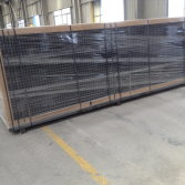 molded grating vertical packing for FCL