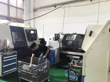 WorkShopTurning Machine