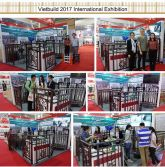 Vietbuild 2017 International Exhibition