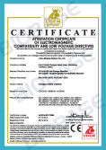 CE Certificate for Biological Safety Cabinet