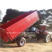 Tractor and trailer service in Tanzania
