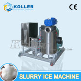 Koller SF100 Sea Water Slurry Ice Machine for Vessel Ocean Catching and Sea foods Fast Cooling