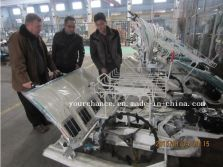 Walking type Rice transplanter training