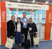PACCE SHOW in MEXICO 2011