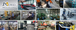Factory facility equipped
