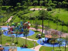 children outdoor park playground