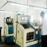 LiTuo Metal Die Casting CNC machine Workshop