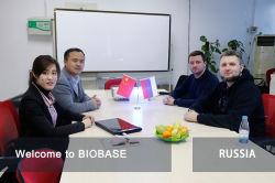 Russia Customer Visiting BIOBASE