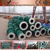 Shengya Prestressed Concrete Electric Pole Spinning Machine for sale