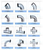 Stainless Steel High Precision Sanitary Pipe Fittings