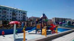 water park project from Kazakhstan