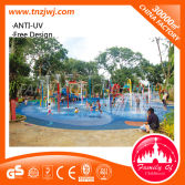 Kids Aqua Park Toys Commercial Water Game Structure for Sale