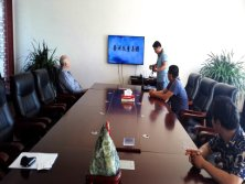 New Zealand Client Come to Visit Tavol
