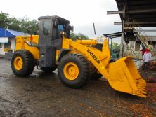 world brand loader is working in Indonesia