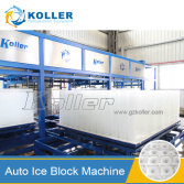 20 tons/day with Automatic Ice Block Machine with Ice Harvest System