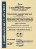 CE certificate for cnc lathe