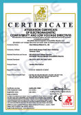 CE Certificate for Laminar Flow Cabinet