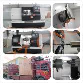 YZ CNC wheel lathe export to UK