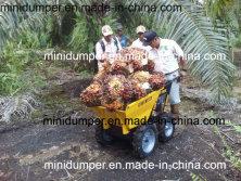 Power Barrow Mini Dumper used in Palm Plantation