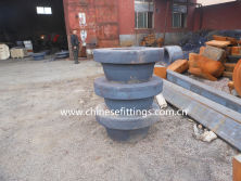 RAW MATERIAL FOR WELD NECK FLANGE, AFTER FORGING
