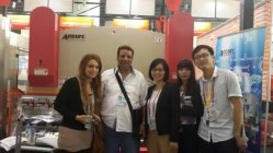 Sales and Clients at Canton Fair