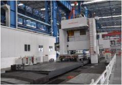 CNC boring and milling machine, 6M*20M.
