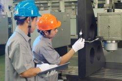 QC - CNC Vertical Machining Center