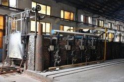 shell sintering tunnel furnace