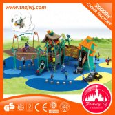 new product outdoor playground slide