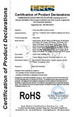office-desk-RoHS-certificate