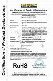 office-chair-RoHS-certificate