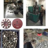 Diamond Segment Workshop