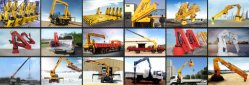 Our Main Products-Truck Mounted Crane, Marine Crane, Pickup Crane