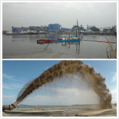 JLCSD250 for sand dredging in India
